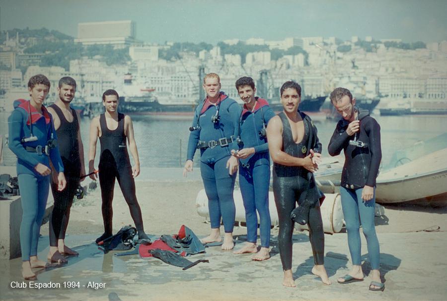 Diving Club 1994